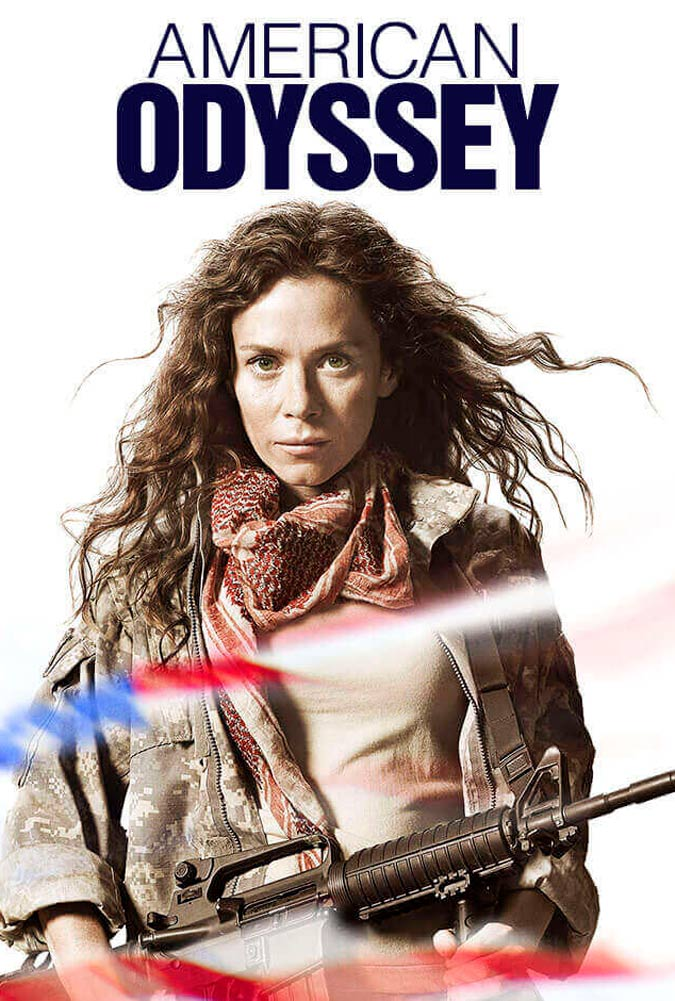 American Odyssey - The serie