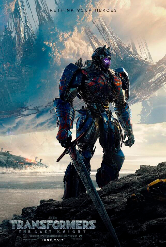 Transformers - The last night