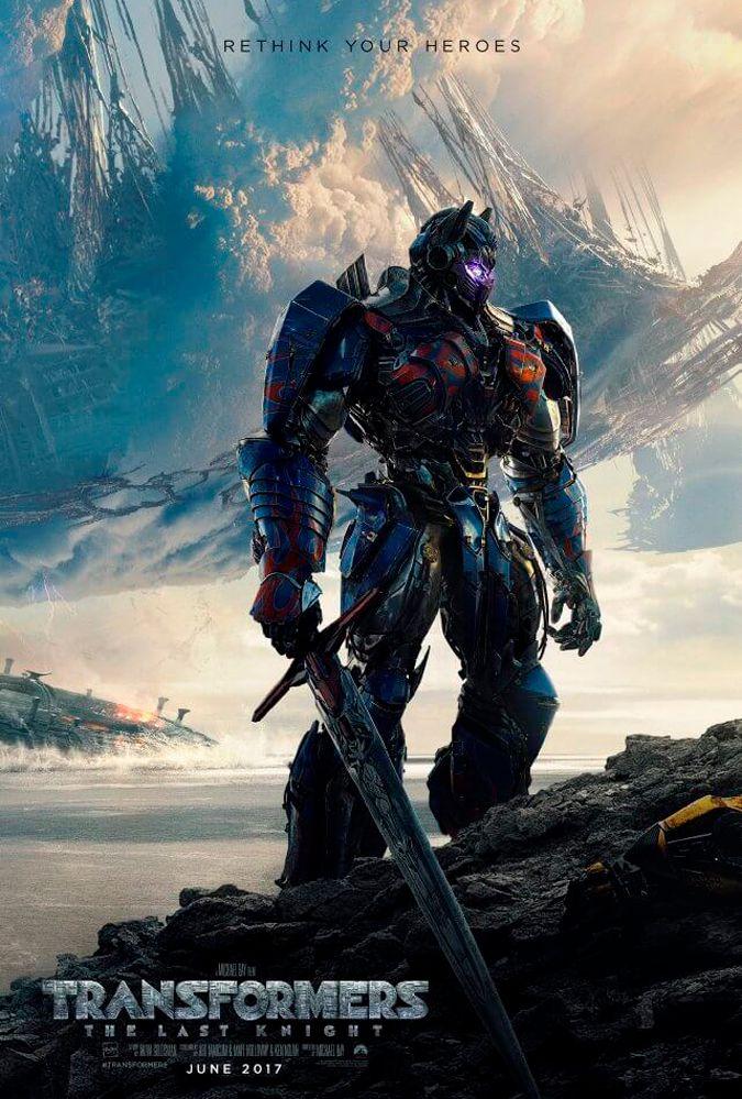 Transformers - The last night